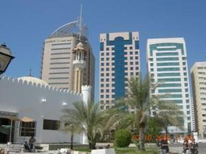отдых с детьми в Абу-Даби