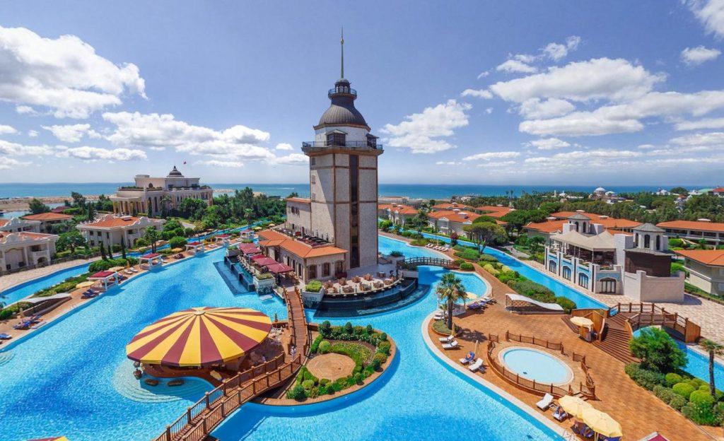 туры в Турцию из Москвы - турагентство Колибри