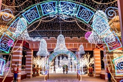 В Казань на Рождество