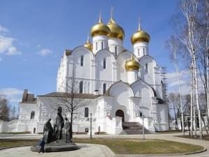 Ярославль-Успенский Собор