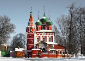 церковь-Михаила-Архангела-Ярославль