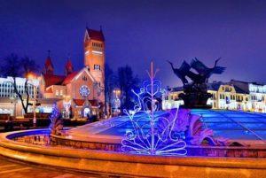 Туры на Новый год в Беларусь