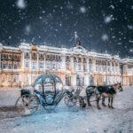 Новый год в Петербурге-автобусом из Ярославля
